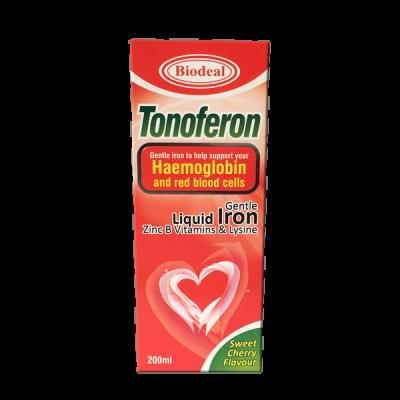 Tonoferon-Haemoglobin